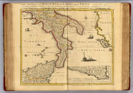 Naples et Sicile.
