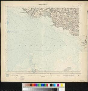 Meßtischblatt [8423] : Langenargen, 1893