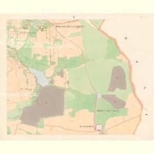 Zborow - c9182-1-004 - Kaiserpflichtexemplar der Landkarten des stabilen Katasters