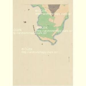 Hatzken - c1797-1-012 - Kaiserpflichtexemplar der Landkarten des stabilen Katasters
