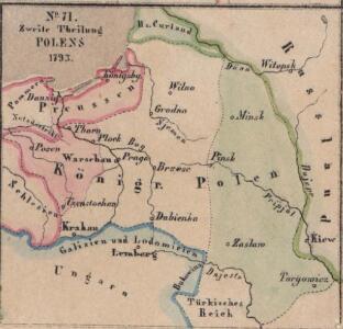 Zweite Theilung Polens 1793