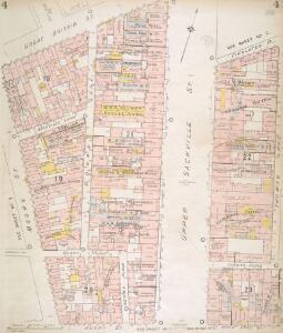 Insurance Plan of the City of Dublin Vol. 1: sheet 4