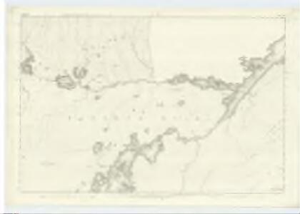 Argyllshire, Sheet XLVII - OS 6 Inch map