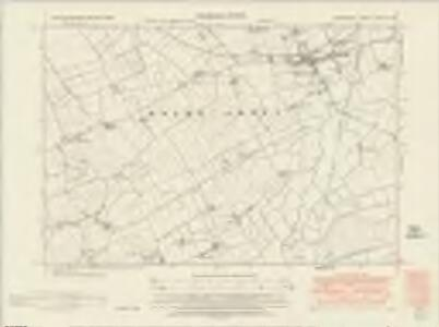 Cumberland XXVIII.NW - OS Six-Inch Map