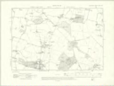 Berkshire XXVII.SW - OS Six-Inch Map