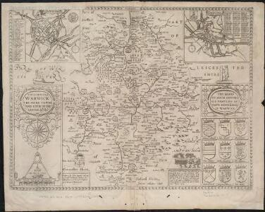 The counti of Warwick the shire towne and citie of Coventre described