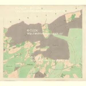 Krhowa - m1360-1-002 - Kaiserpflichtexemplar der Landkarten des stabilen Katasters