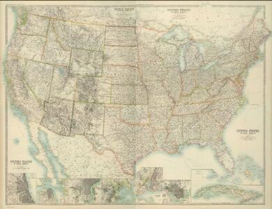 Composite:  United States of North America.