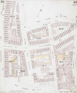 Insurance Plan of London North District Vol. D: sheet 5