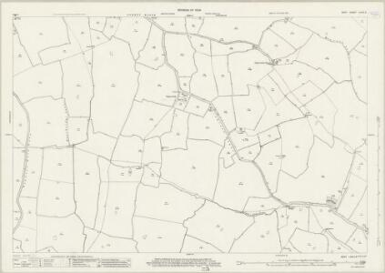 Kent LXXXI.8 (includes: Burmarsh; Dymchurch) - 25 Inch Map