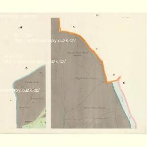 Podhrad - c1894-1-003 - Kaiserpflichtexemplar der Landkarten des stabilen Katasters