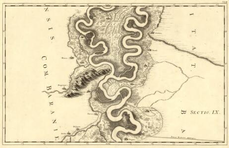 Sectio. IX Mohács - Vrangos