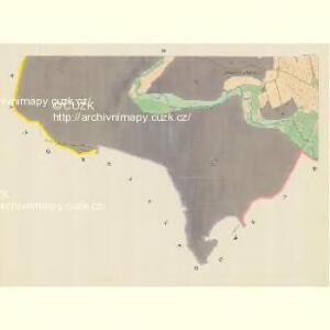 Busau (Bauzow) - m0193-1-004 - Kaiserpflichtexemplar der Landkarten des stabilen Katasters