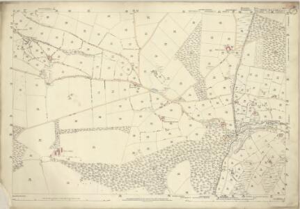 Shropshire XI.4 (includes: Glyntraean; Selattyn; Weston Rhyn) - 25 Inch Map