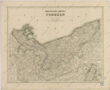 Preussische Provinz Pommern