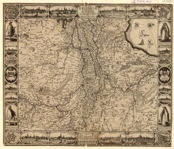 Ducatus Geldriae nec non Comitatus Zutphaniae cum adjecentibus Regionibus denuo recogniti, et editi a