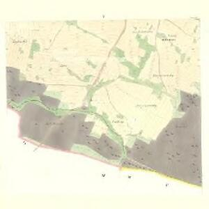 Wittin - c8627-1-004 - Kaiserpflichtexemplar der Landkarten des stabilen Katasters