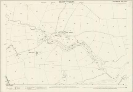 Northumberland (Old Series) LXXIII.5 (includes: Bedlington; Blyth) - 25 Inch Map