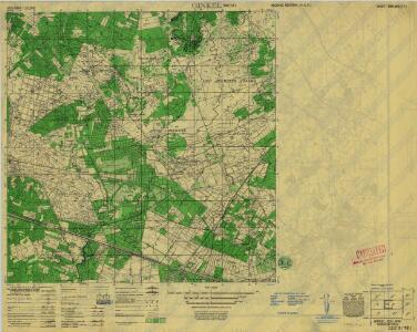 Holland 1:25,000, Ginkel (West)