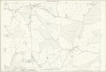 Sussex XLIV.5 (includes: Ewhurst; Sedlescombe; Whatlington) - 25 Inch Map