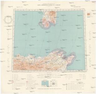 Carta aeronautica d'Italia al 1:1.000.000°