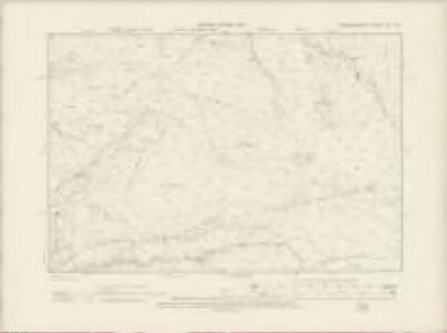 Caernarvonshire XII.NE - OS Six-Inch Map
