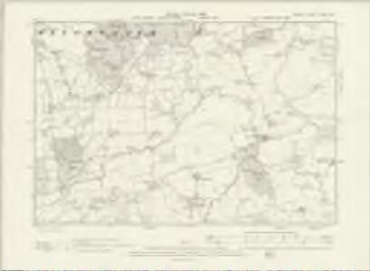 Surrey XXXIV.NW - OS Six-Inch Map