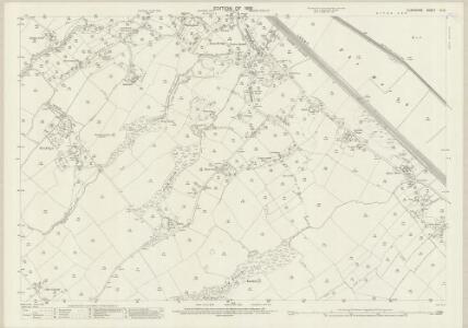 Flintshire VI.15 (includes: Flint; Halkyn) - 25 Inch Map