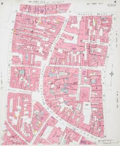 Insurance Plan of Nottingham Vol. I: sheet 8