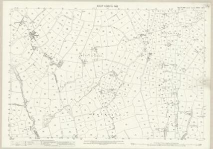 Isle of Man XVI.2 - 25 Inch Map