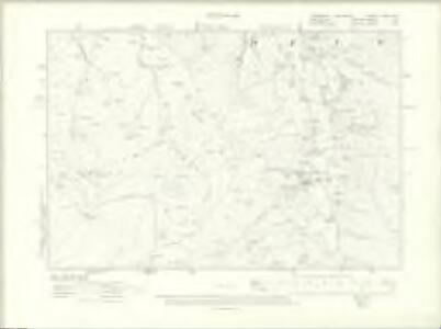 Yorkshire LXXX.NW - OS Six-Inch Map