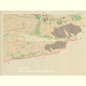 Metschichow (Meczichow) - c4542-1-004 - Kaiserpflichtexemplar der Landkarten des stabilen Katasters