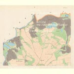 Hohendorf - c5583-1-001 - Kaiserpflichtexemplar der Landkarten des stabilen Katasters