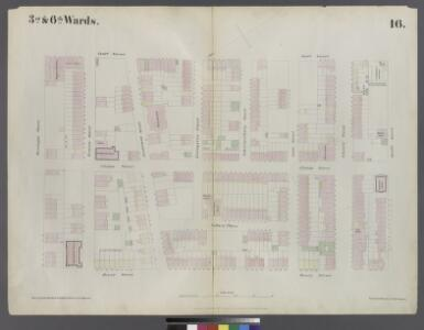 [Plate 16: Map bounded by Montague Street, Court Street, Atlantic Street, Henry Street]