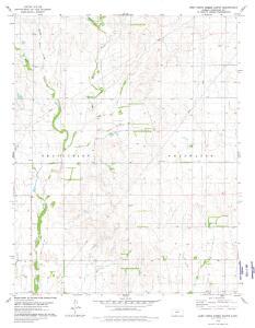 East Kiowa Creek South