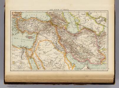 Asia Minor, Persia.