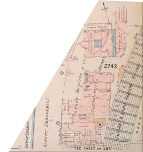 Insurance Plan of London Vol. X: sheet 280~r-3