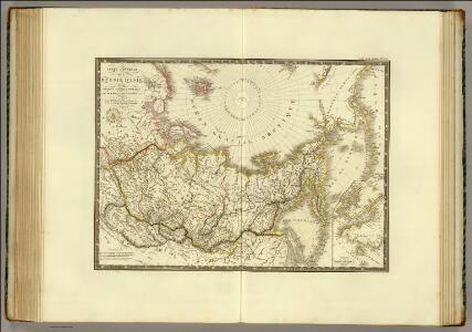 Russie d'Asie et des regions polaires boreales.