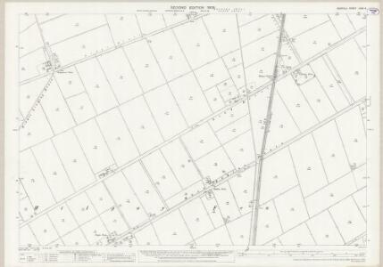 Norfolk LXXX.8 (includes: Hilgay) - 25 Inch Map