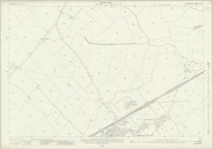 Oxfordshire XX.14 (includes: Ascott under Wychwood; Chilson; Lyneham) - 25 Inch Map