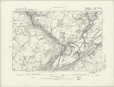 Anglesey XX.NW - OS Six-Inch Map