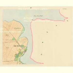 Unt. Slowenitz - c1389-1-004 - Kaiserpflichtexemplar der Landkarten des stabilen Katasters