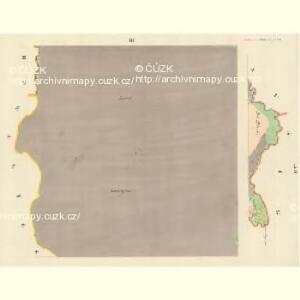 Dittersdorf (Czerny) - m0370-1-003 - Kaiserpflichtexemplar der Landkarten des stabilen Katasters