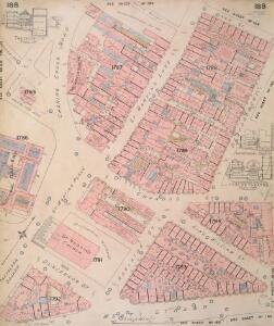 Insurance Plan of London Vol. VIII: sheet 188