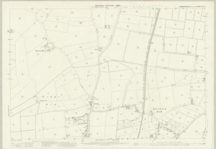 Cambridgeshire XVI.9 (includes: March; Wimblington) - 25 Inch Map
