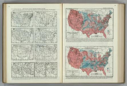Frost Occurrences.  Atlas of American Agriculture.