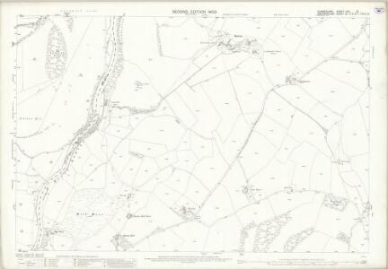 Cumberland LVIII.15 (includes: Barton) - 25 Inch Map