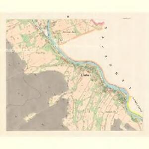 Lautsch (Lauczky) - m1619-1-003 - Kaiserpflichtexemplar der Landkarten des stabilen Katasters