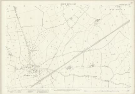 Shropshire XII.8 (includes: Ellesmere Rural; Whittington) - 25 Inch Map