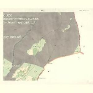 Mitter Beczwa (Prostředny Beczwa) - m2424-1-006 - Kaiserpflichtexemplar der Landkarten des stabilen Katasters